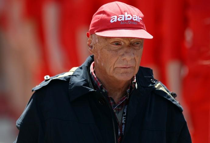 Para o tricampeão Niki Lauda, a temporada 2014 da Fórmula 1 promete grandes emoções  (Foto: Getty Images)