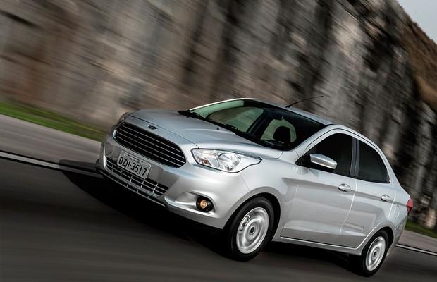 Ford Ka+ (Foto: Divulgação)