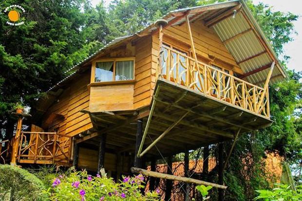 Casas mais cobiçadas no Airbnb (Foto: Divulgação/Airbnb)