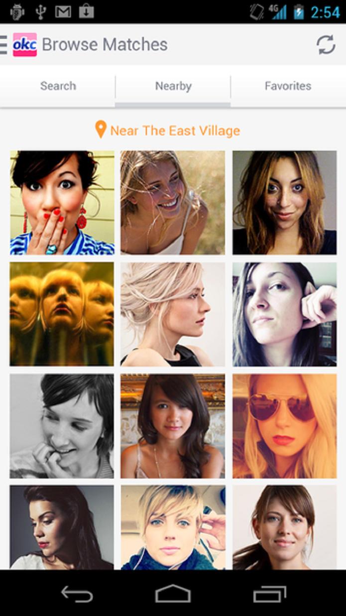 OKCupid é uma solução mais completa para quem procura um relacionamento mais duradouro (Foto: Divulgação/OKCupid)