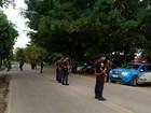 Operação 'Fecha Quartel' apreende dez veículos em Cambuci, no RJ