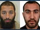 Polícia britânica identifica dois dos três responsáveis por ataque