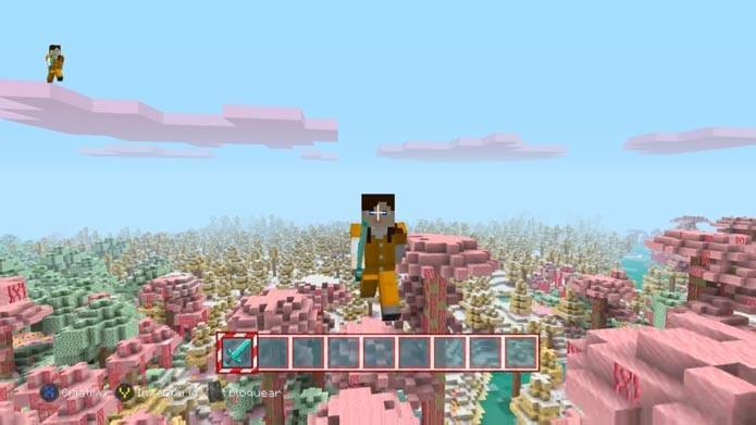 Minecraft: como jogar com Alex, a protagonista feminina do game (Foto: Reprodução/Murilo Molina)