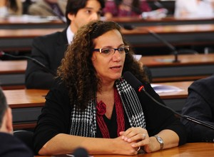 Jandira Feghali (Foto: Gustavo Lima/Câmara dos Deputados)