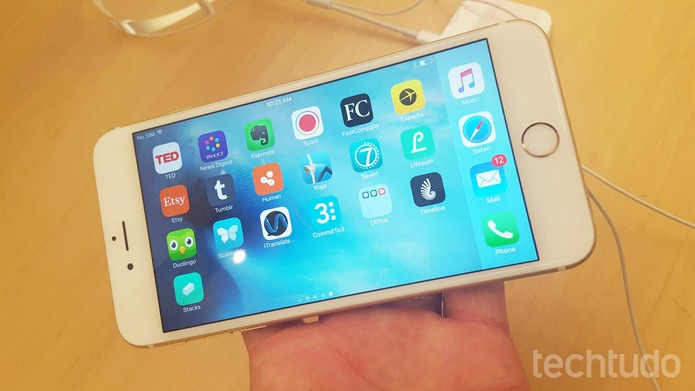 iPhone-6S-plus-1 (Foto: Thiago Lopes/TechTudo)