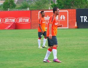 Gilberto Vitor Junior Inter (Foto: Tomás Hammes/Globoesporte.com)