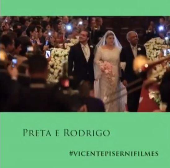 Preta Gil e Rodrigo Godoy (Foto: Instagram / Reprodução)