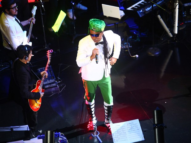 Carlinhos Brown (Foto: Iwi Onodera/ EGO)