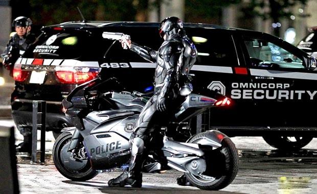 Kawasaki Ninja 1000 supermodificada (Foto: Divulgação)