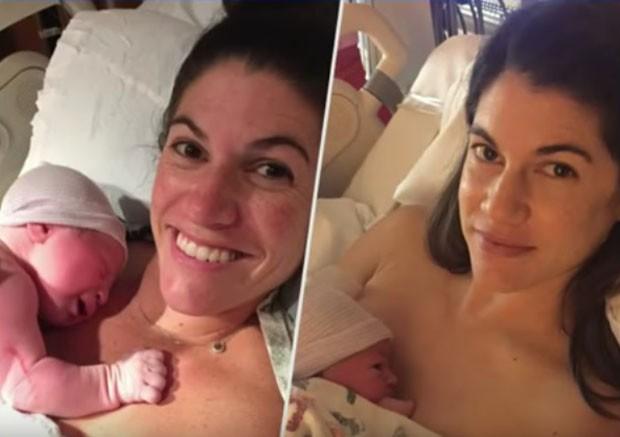 Gêmeas dão à luz bebês exatamente no mesmo minuto nos EUA