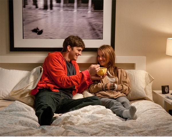 """Natalie Portman e Ashton Kutcher em """"Sexo sem Compromisso"""" (Foto: Divulgação)"""