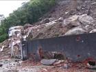 Deslizamento de terra deixa dois mortos em Petrópolis (RJ)