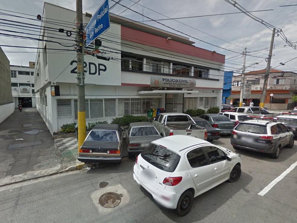 2º Distrito Policial (DP), Bom Retiro (Foto: Reprodução/Google Maps)