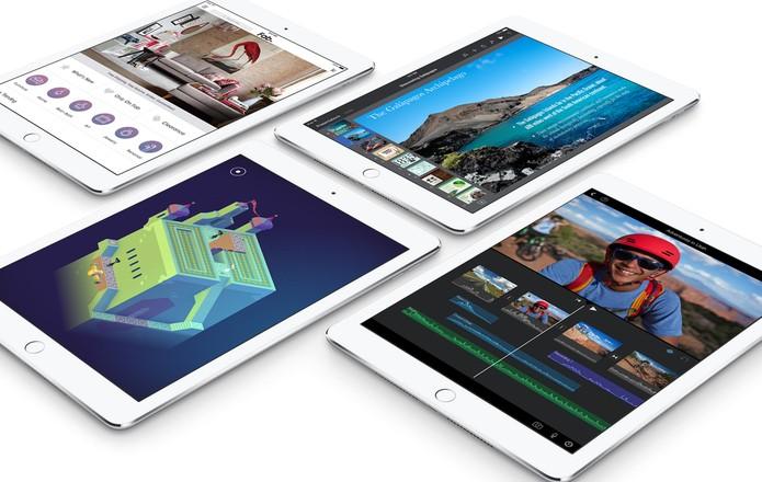 iPad Air 2 (Foto: Reprodução/ Apple)
