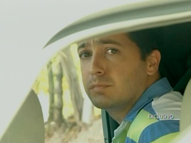 Mauro Henrique Chagas foi preso pela Polícia Federal nesta quarta (18). (Foto: Reprodução / Inter TV)