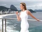 Fernanda Keulla mostra opções de looks brancos para arrasar na virada do ano