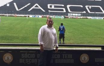 """Vasco cede jogo de uniforme e deixa """"portas abertas"""" para Vasco-AC"""