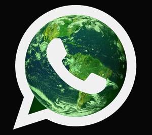 Whatsapp - montagem (Foto: Bruno Medina)