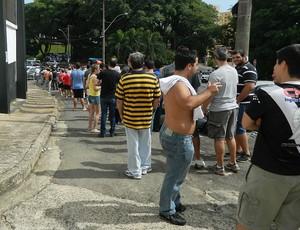 Ingressos Ponte Preta Lanús Sul-Americana (Foto: Guto Marchiori)