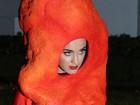 Oi?! Katy Perry se fantasia de biscoito para curtir festa de Halloween
