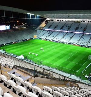 Arena Corinthians x Vitória (Foto: Marcos Ribolli)