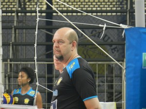 Spencer Lee, Praia Clube, Superliga, treinador (Foto: Gullit Pacielle)