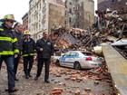 Dois corpos são encontrados em local de explosão em Nova York