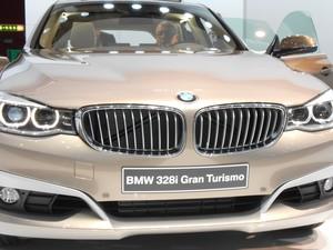 BMW Série 3 Gran Turismo (Foto: Luis Fernando Ramos/G1)