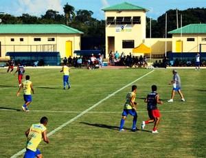Fast Clube, treino em Manaquiri, amazonas (Foto: Fast Clube/Divulgação)