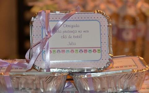 Chá de bebê: confira ideias de lembrancinhas para os convidados