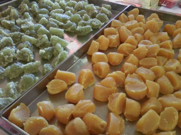 Comerciantes esperam aumento na venda de doces durante Copa do Mundo (Foto: Cláudio Nascimento/ TV TEM)