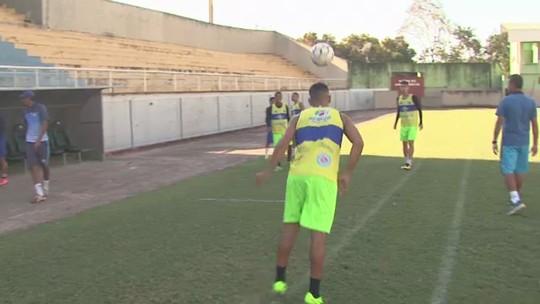 Renato e Luiz Henrique serão as novidades entre titulares do Atlético-AC em Tocantins