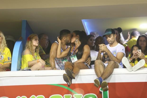 Belo e Gracyanne (Foto: Manuela Scarpa e Rafael Cusato/ Brazil News)