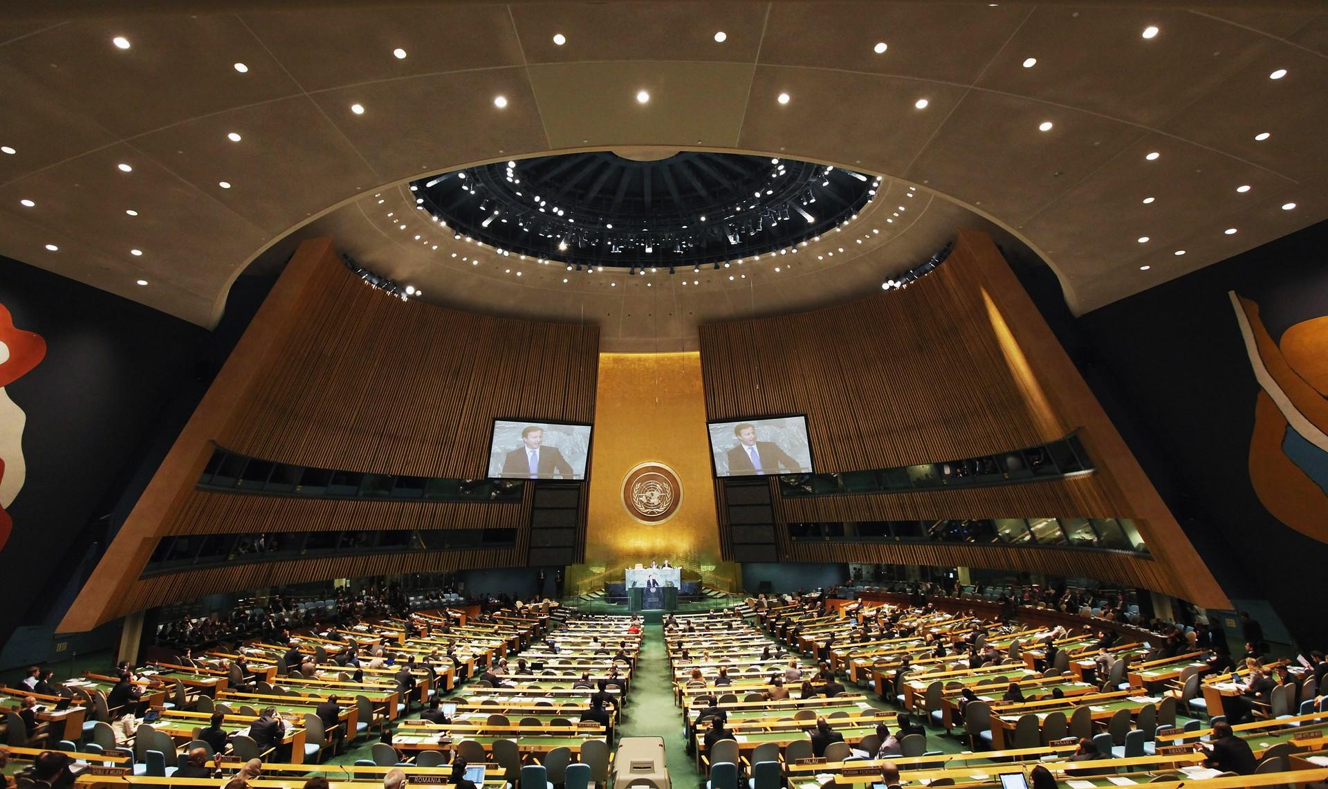 AQUECIMENTO GLOBAL? ONU USA MEDOS CLIMÁTICOS PARA DESTRUIR SOBERANIAS NACIONAIS