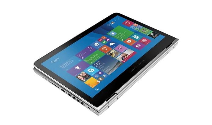 Notebook 2 em 1 HP Pavilion x360 13-S101BR (Foto: Divulgação/HP)