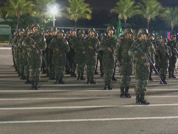 Exército Brasileiro pode reforçar a segurança durante as eleições municipais no Acre (Foto: Reprodução/Rede Amazônica Acre)