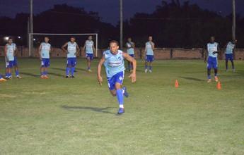 De volta aos treinos, atleta do Mundão encara próxima partida como final