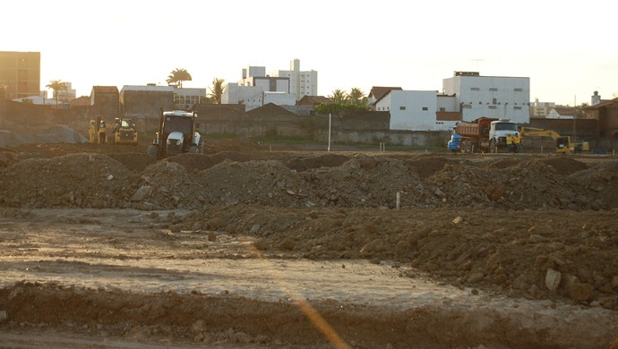 Campo Paulistano, Campina Grande, Hulk (Foto: Silas Batista / GloboEsporte.com)