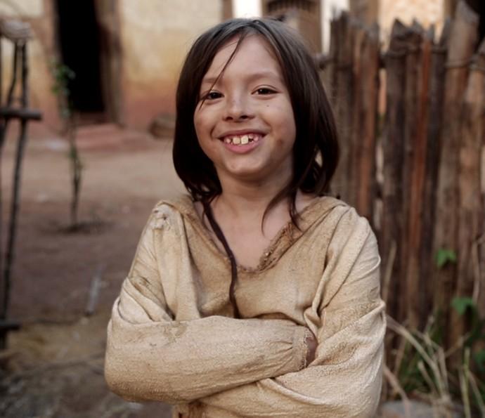 Gabriel Palhares também está no elenco de 'A lenda do Mão de Luva' (Foto: Ale Albuquerque/Gshow)