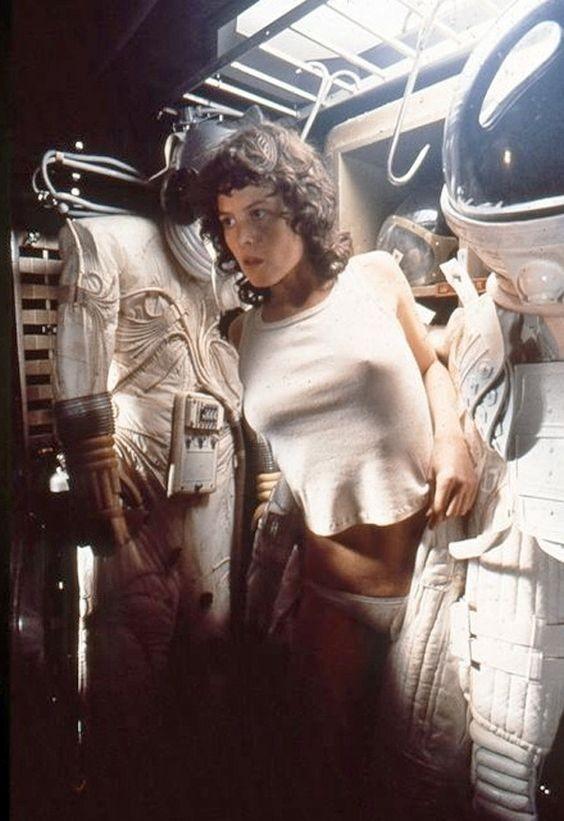 Sigourney Weaver, grande estrela da franquia Alien (Foto: Divulgação)
