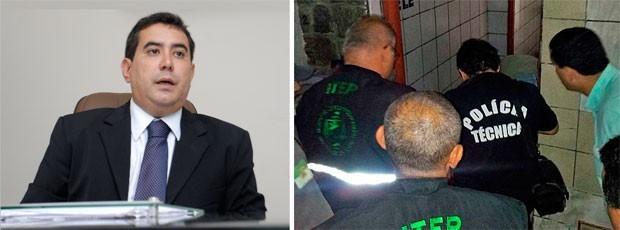Advogado Antônio Carlos de Souza, morto em Natal (Foto: Ney Douglas/G1)