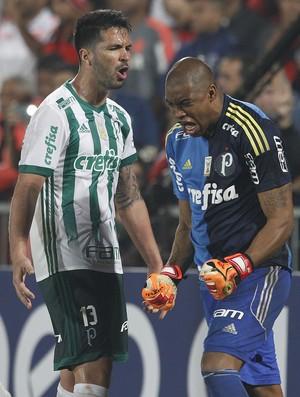 Jailson Flamengo x Palmeiras (Foto: Agência Estado)