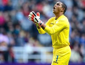 Jose Mendoza, Espanha x Honduras (Foto: Agência Reuters)
