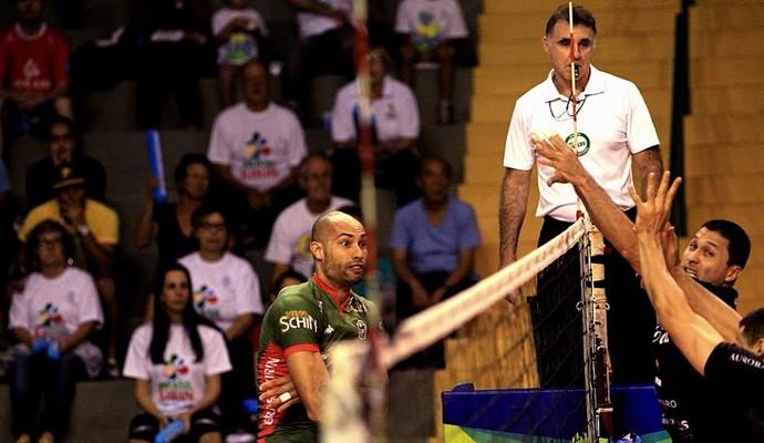 Campinas x Bento Gonçalves vôlei Superliga (Foto: Cinara Piccolo / Vôlei Brasil Kirin)