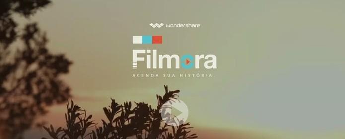 Filmora Vídeo Editor (Foto: Filmora Vídeo Editor)