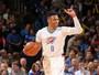Thunder vence Rockets com 15º triplo-duplo de Westbrook na temporada