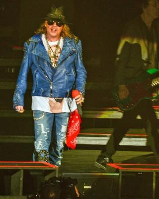 Guns N' Roses (Foto: Márcio Moraes/Agência O Dia/Estadão Conteúdo)