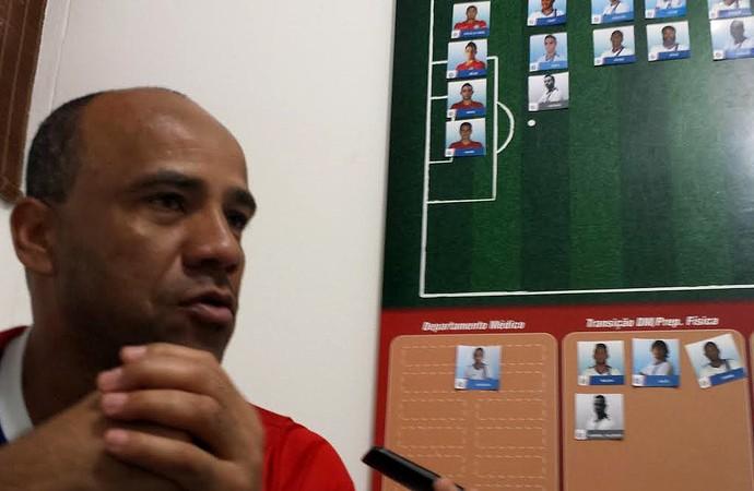 Sérgio Soares; Bahia (Foto: Thiago Pereira)