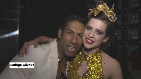 Sophia Abrahão, vice do 'Dança dos Famosos', após final: 'Mudou a nossa vida'