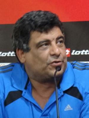 Aluísio Maluf, diretor de futebol do Sport (Foto: Lula Moraes/ GLOBOESPORTE.COM)